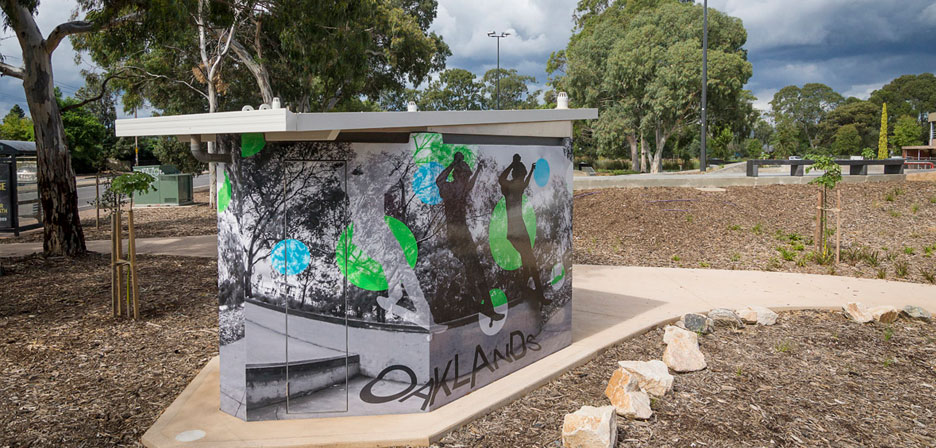 Oaklands Recreation Plaza - Image 6