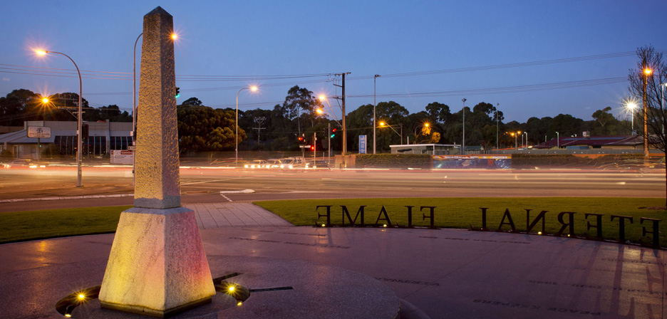 Eternal Flame War Memorial - Image 1