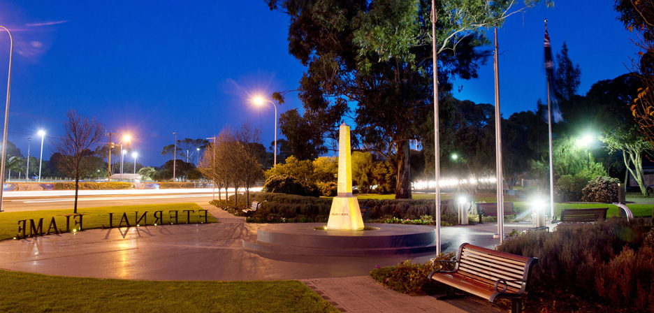 Eternal Flame War Memorial - Image 3