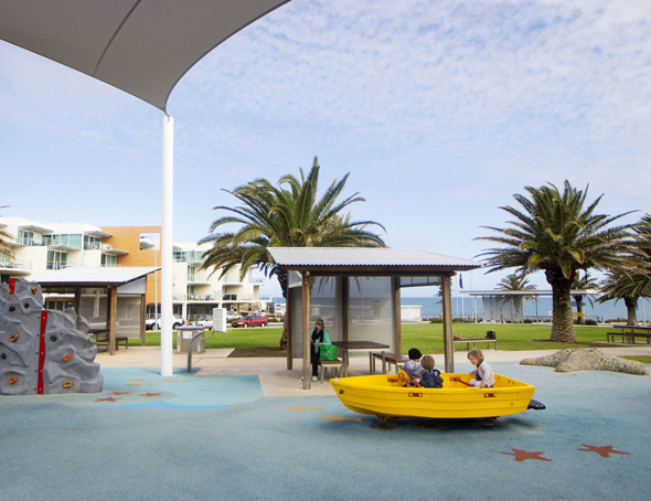 Adelaide s top playgrounds outerspace landscape architects for Outerspace landscape architects