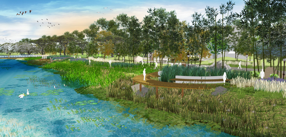 Rodriguez Wetland and Waterfront Development - Image 1