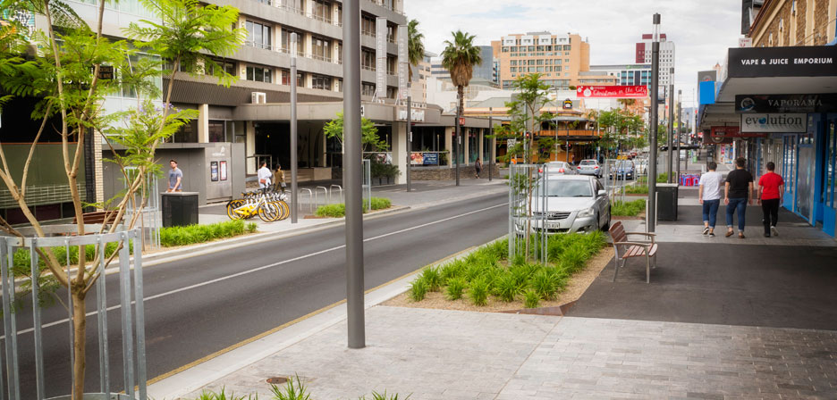 Hindley Street Upgrade - Image 1