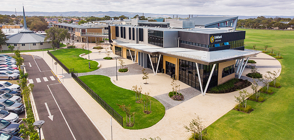 St Michael's College - Image 1