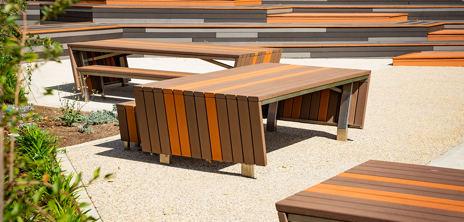 Norwood Morialta High School STEM Courtyard - Image 2